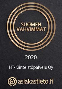 Suomen Vahvin - HT-Kiinteistöpalvelu